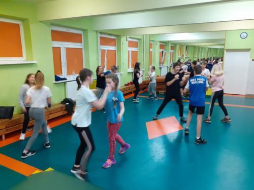 Krav Maga Center Warszawa treningi dla mlodziezy 01