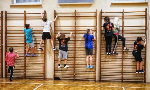 Krav Maga Center Warszawa treningi dla mlodziezy 011