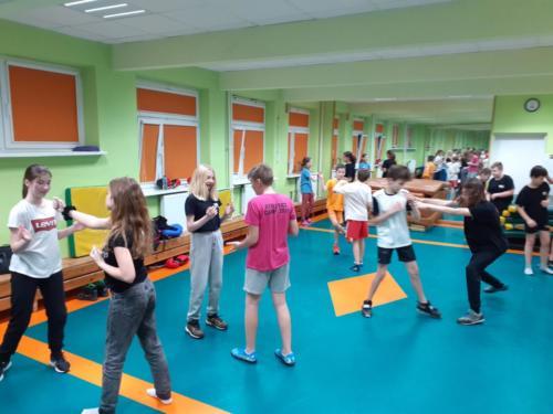 Krav Maga Center Warszawa treningi dla mlodziezy 03