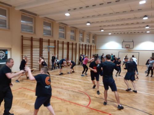 Krav Maga Center Warszawa treningi dorosłych04