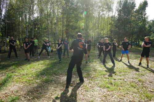 Seminarium plenerowe obrona przed szantażem nożem i krótką bronia palną 01 08 2020 03