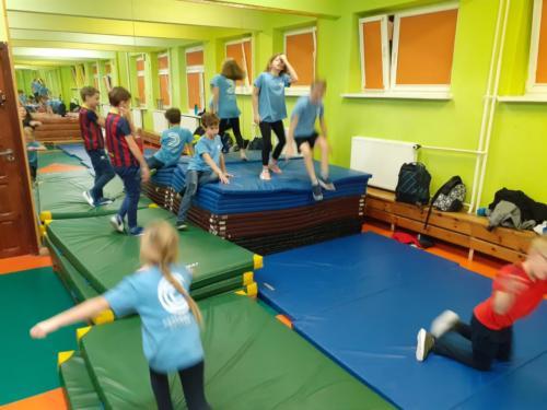 Treningi dla dzieci w klubie Krav Maga Center 03