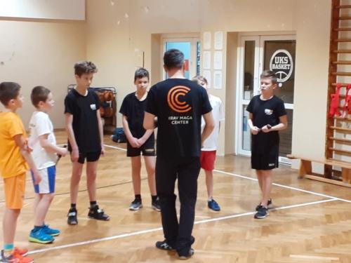 Krav Maga Center Warszawa treningi dla mlodziezy 05