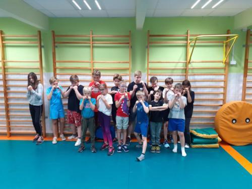 Krav Maga Center Warszawa treningi dla mlodziezy 07