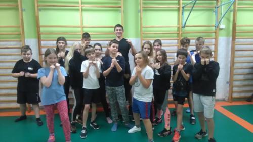 Krav Maga Center Warszawa treningi dla mlodziezy 08
