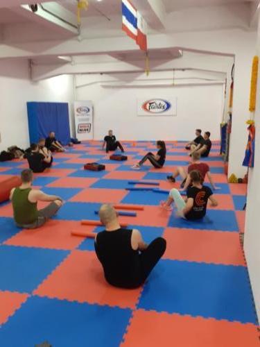 Krav Maga Center Warszawa treningi dorosłych02