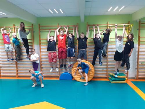 Treningi dla dzieci w klubie Krav Maga Center 04